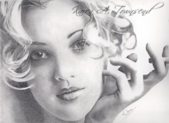 Drew Barrymore par mystikaz